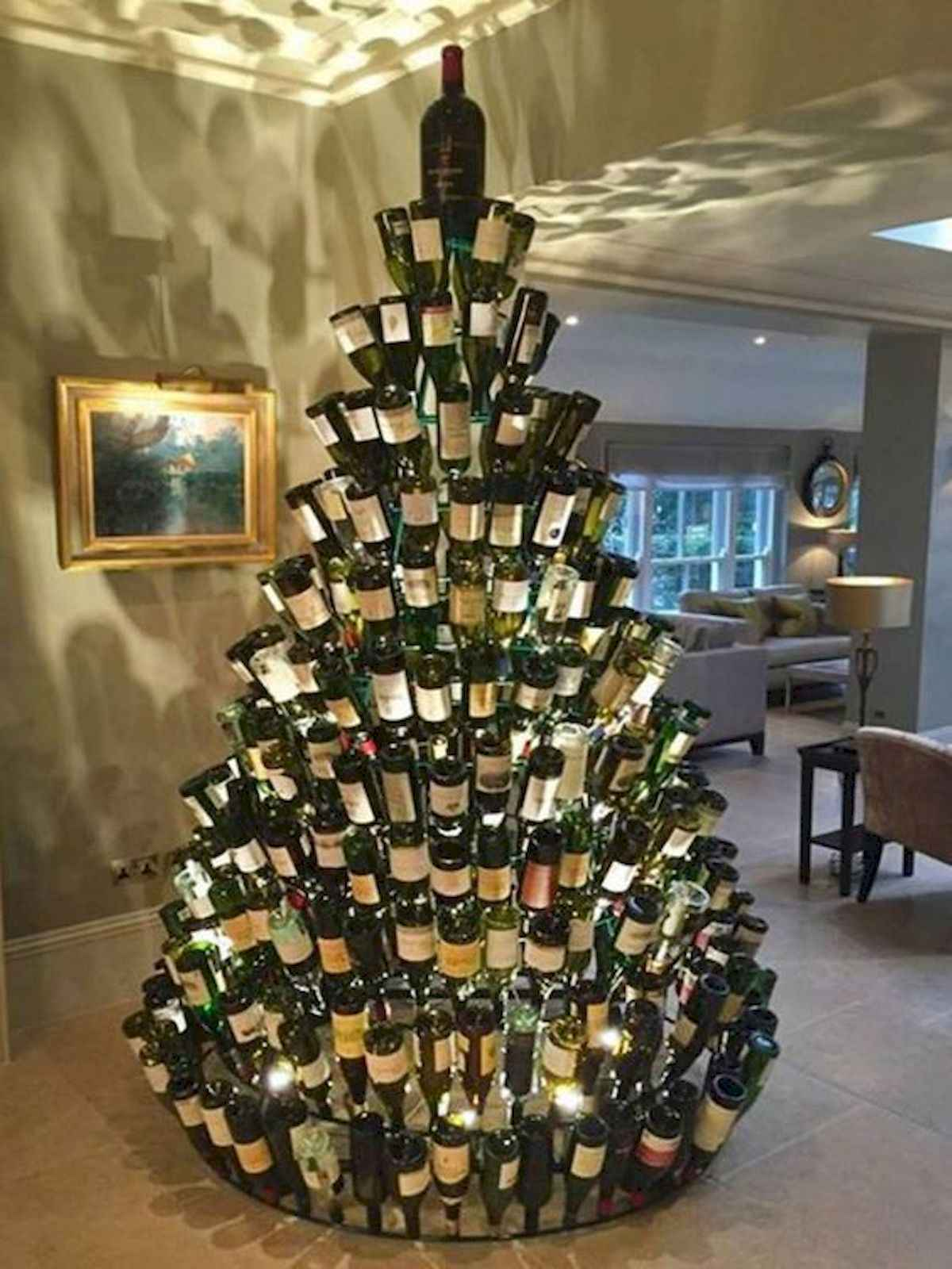 60 awesome christmas tree decorations ideas (54)