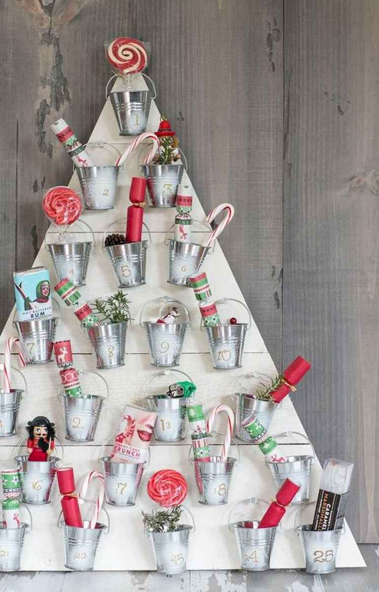 60 awesome wall art christmas ideas decorations (10)