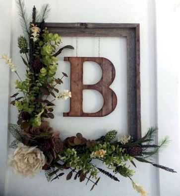 60 awesome wall art christmas ideas decorations (13)