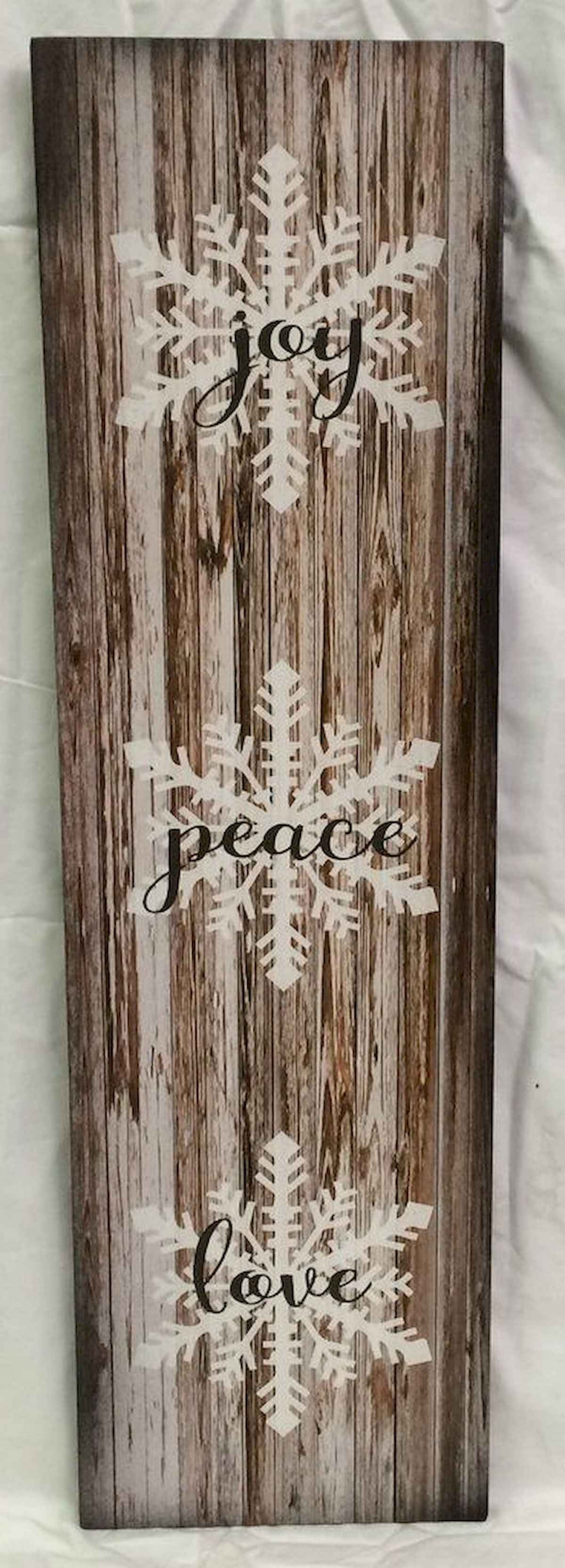 60 awesome wall art christmas ideas decorations (31)
