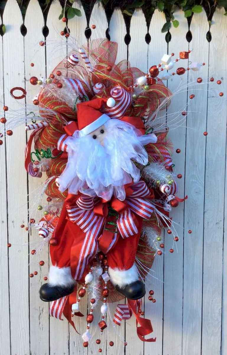 60 awesome wall art christmas ideas decorations (48)