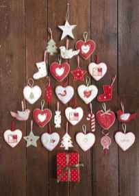 60 awesome wall art christmas ideas decorations (7)