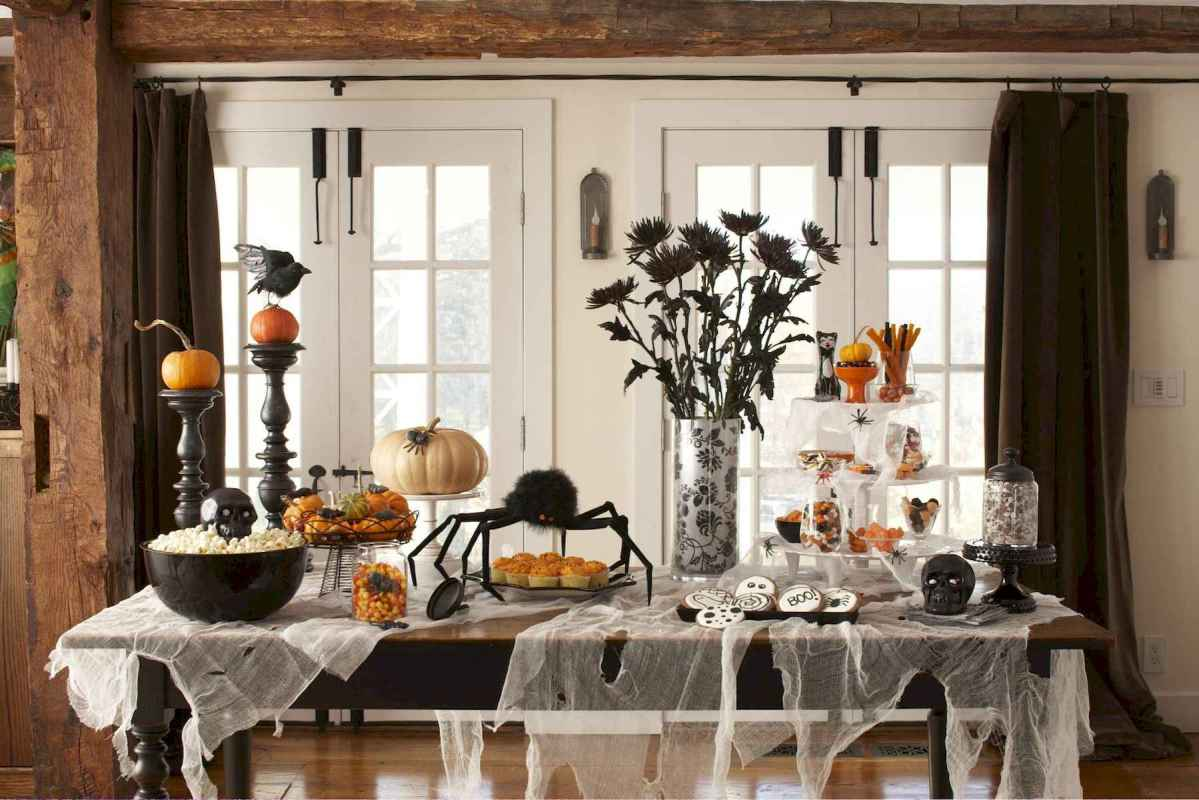 75 awesome helloween home decor ideas (61)