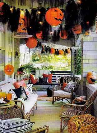 75 awesome helloween home decor ideas (8)