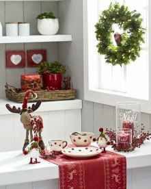 20 best christmas kitchen decor ideas and remodel (18)