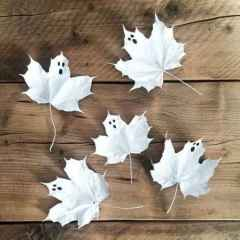 25 easy crafts diy halloween ideas for kids (3)