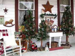 50 christmas front porch decor ideas and remodel (13)