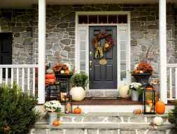 50 stunning christmas front porch decor ideas and design (40)