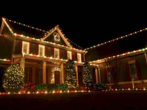 50 stunning outdoor christmas decor ideas and makeover (14)