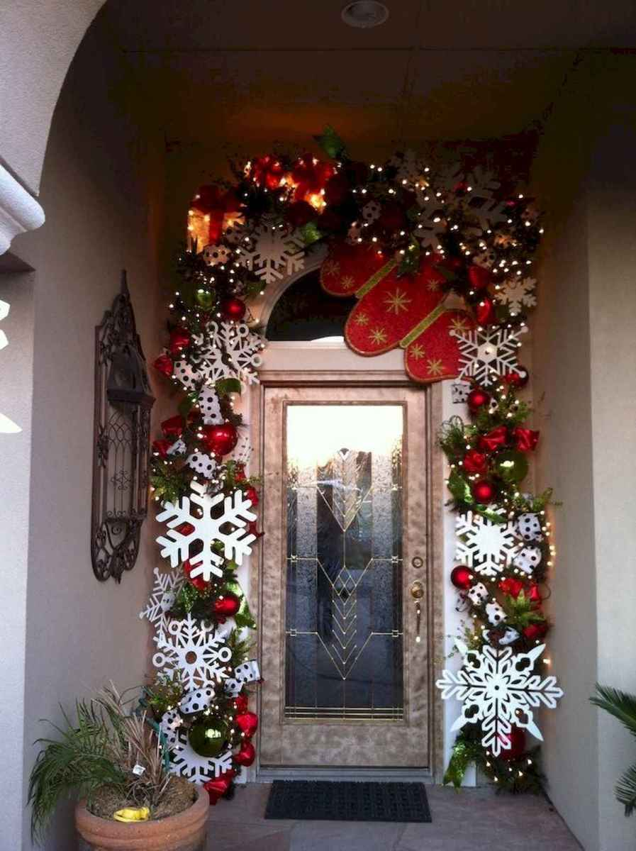50 stunning outdoor christmas decor ideas and makeover (22)