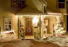 50 stunning outdoor christmas decor ideas and makeover (25)