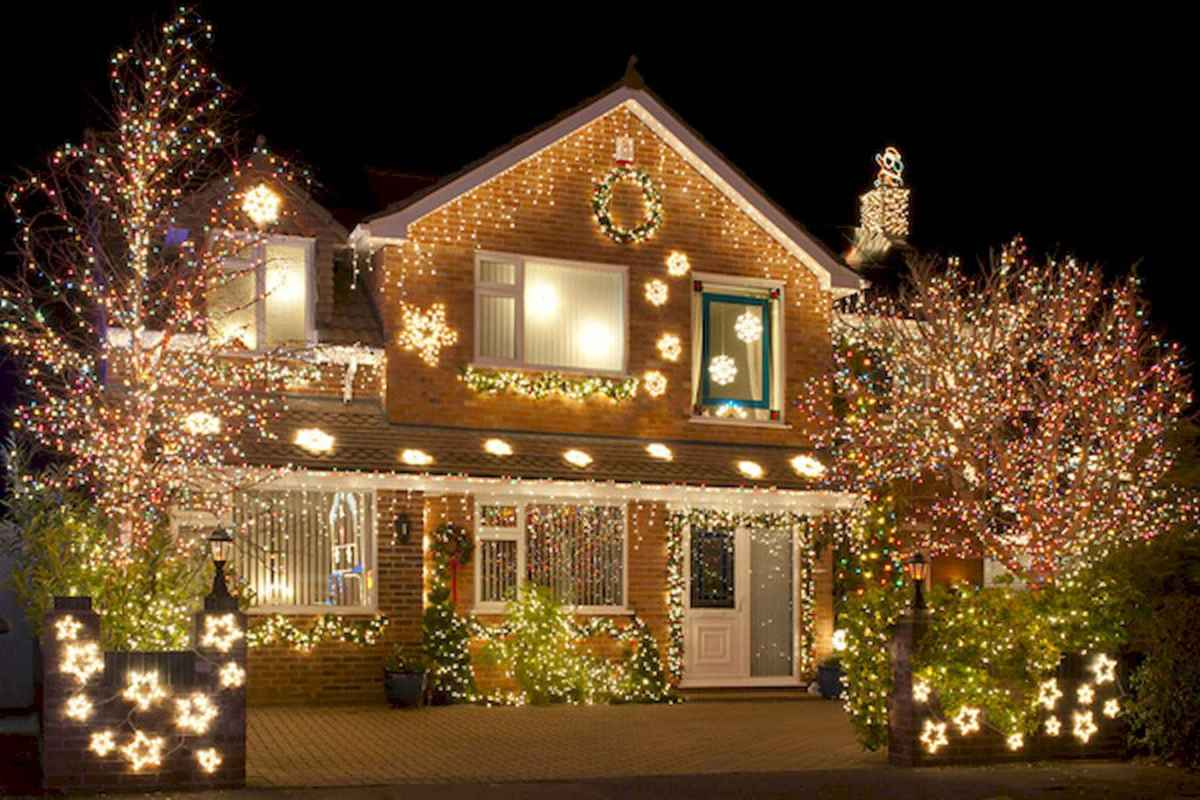 50 stunning outdoor christmas decor ideas and makeover (32)
