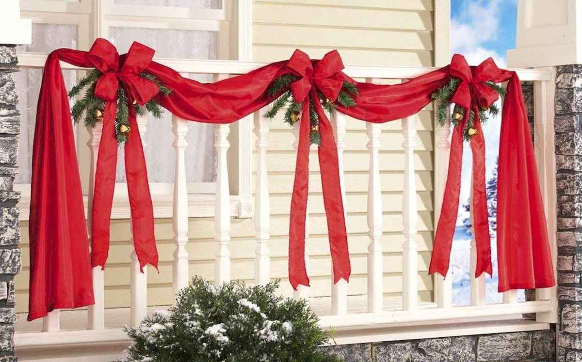 50 stunning outdoor christmas decor ideas and makeover (4)