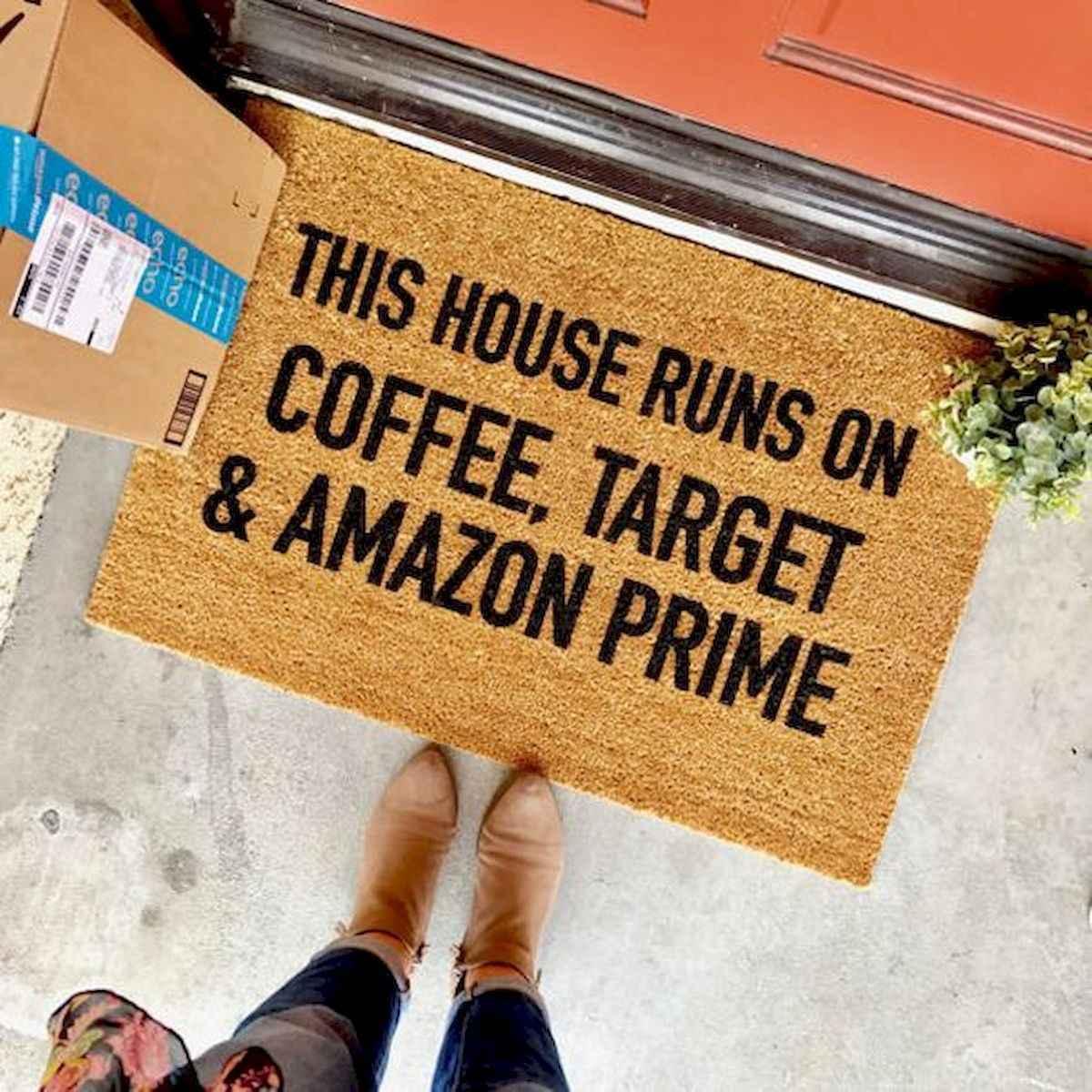 20 funny rug door mats design ideas (17)