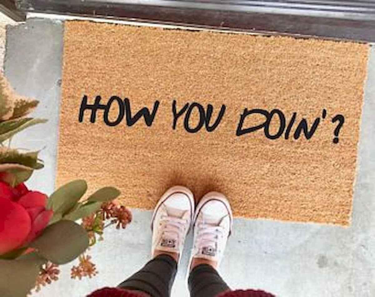 20 funny rug door mats design ideas (5)