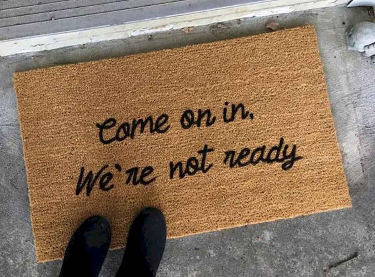 20 funny rug door mats design ideas (9)