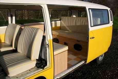 30 creative vw bus interior design ideas (10)