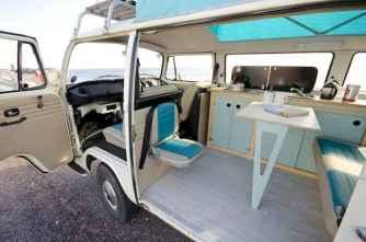 30 creative vw bus interior design ideas (2)