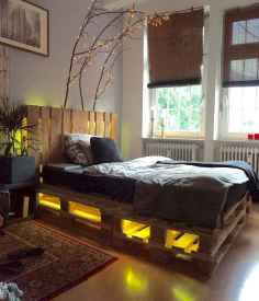 30 creative wooden pallets bed projects ideas (21)