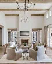 30 elegant farmhouse living room decor ideas (3)