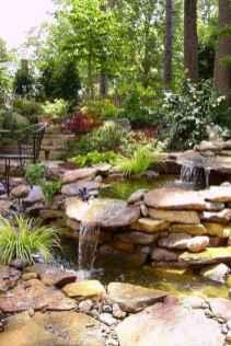 30 fantastic garden waterfall for small garden ideas (2)