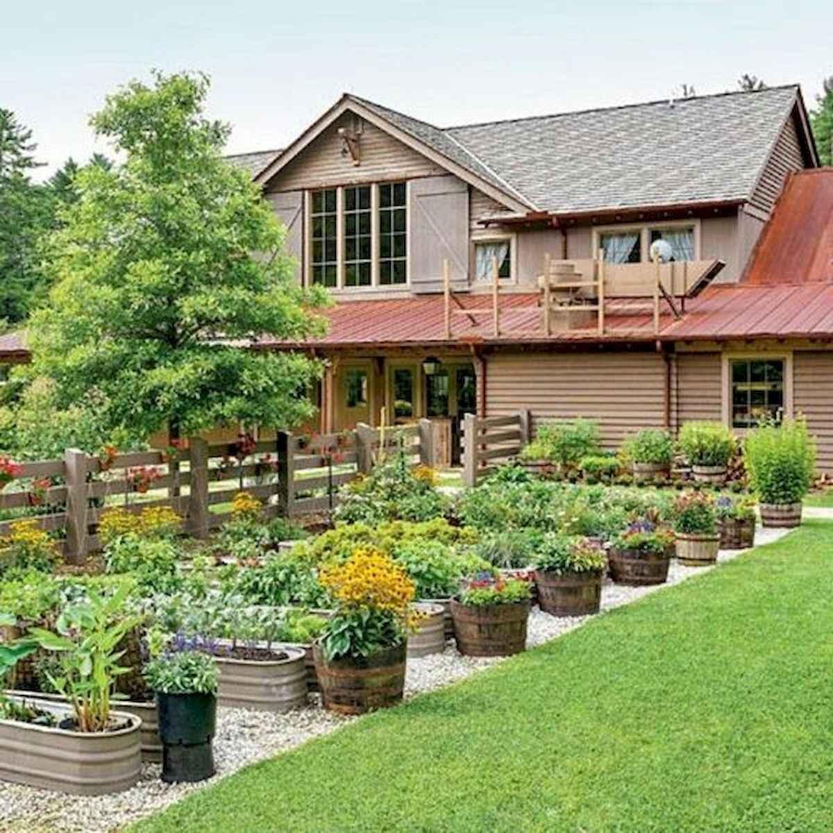 35 stunning vegetable backyard for garden ideas (28)