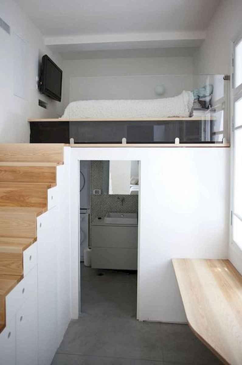 40 creative small apartment bedroom decor ideas (11)