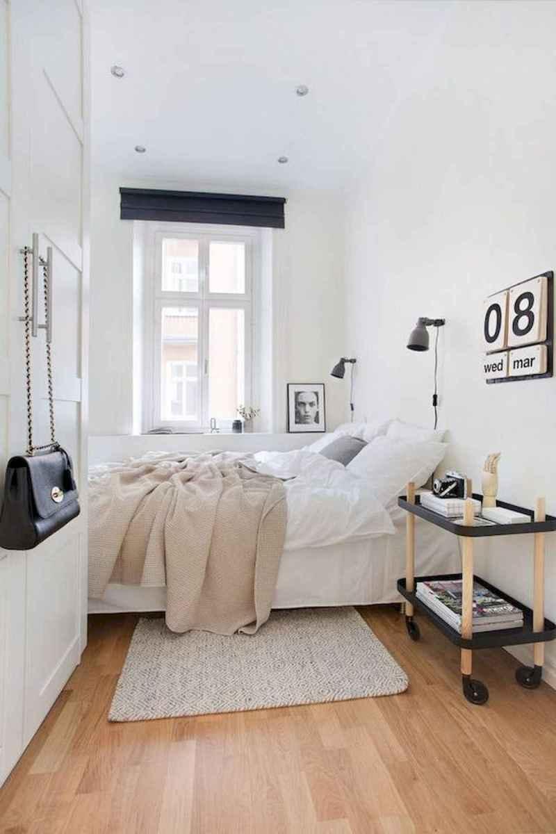 40 creative small apartment bedroom decor ideas (30)