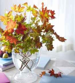 40 elegant fall mantle decor ideas (2)