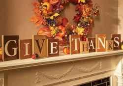 40 elegant fall mantle decor ideas (30)