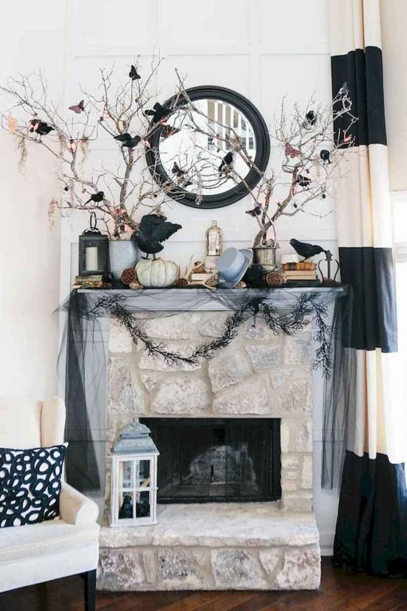 40 elegant fall mantle decor ideas (6)
