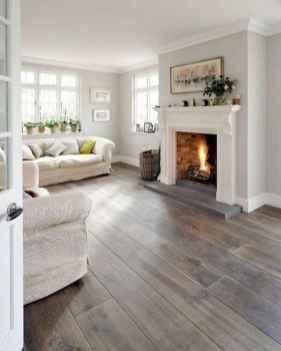 40 elegant fireplace makeover for farmhouse home decor (28)