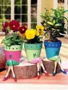 50 creative container gardening flowers ideas decorations (13)