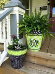 50 creative container gardening flowers ideas decorations (2)