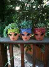 50 creative container gardening flowers ideas decorations (30)