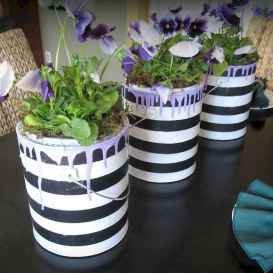 50 creative container gardening flowers ideas decorations (36)