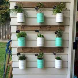 50 creative container gardening flowers ideas decorations (46)