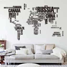 60 most elegant wall art ideas for living room makeover (14)
