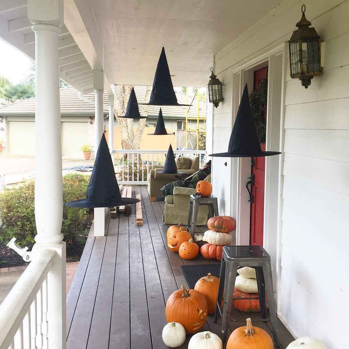 40 cheap and easy halloween decor ideas (1)