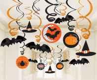 40 cheap and easy halloween decor ideas (12)