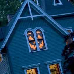 40 cheap and easy halloween decor ideas (13)