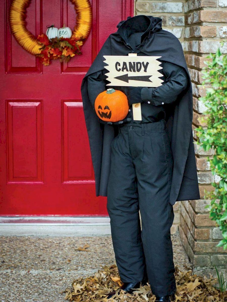 40 cheap and easy halloween decor ideas (3)