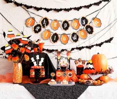 40 cheap and easy halloween decor ideas (35)