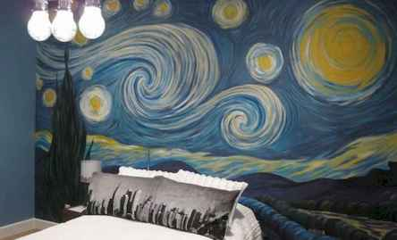 25 stunning wall painting ideas that so artsy (15)