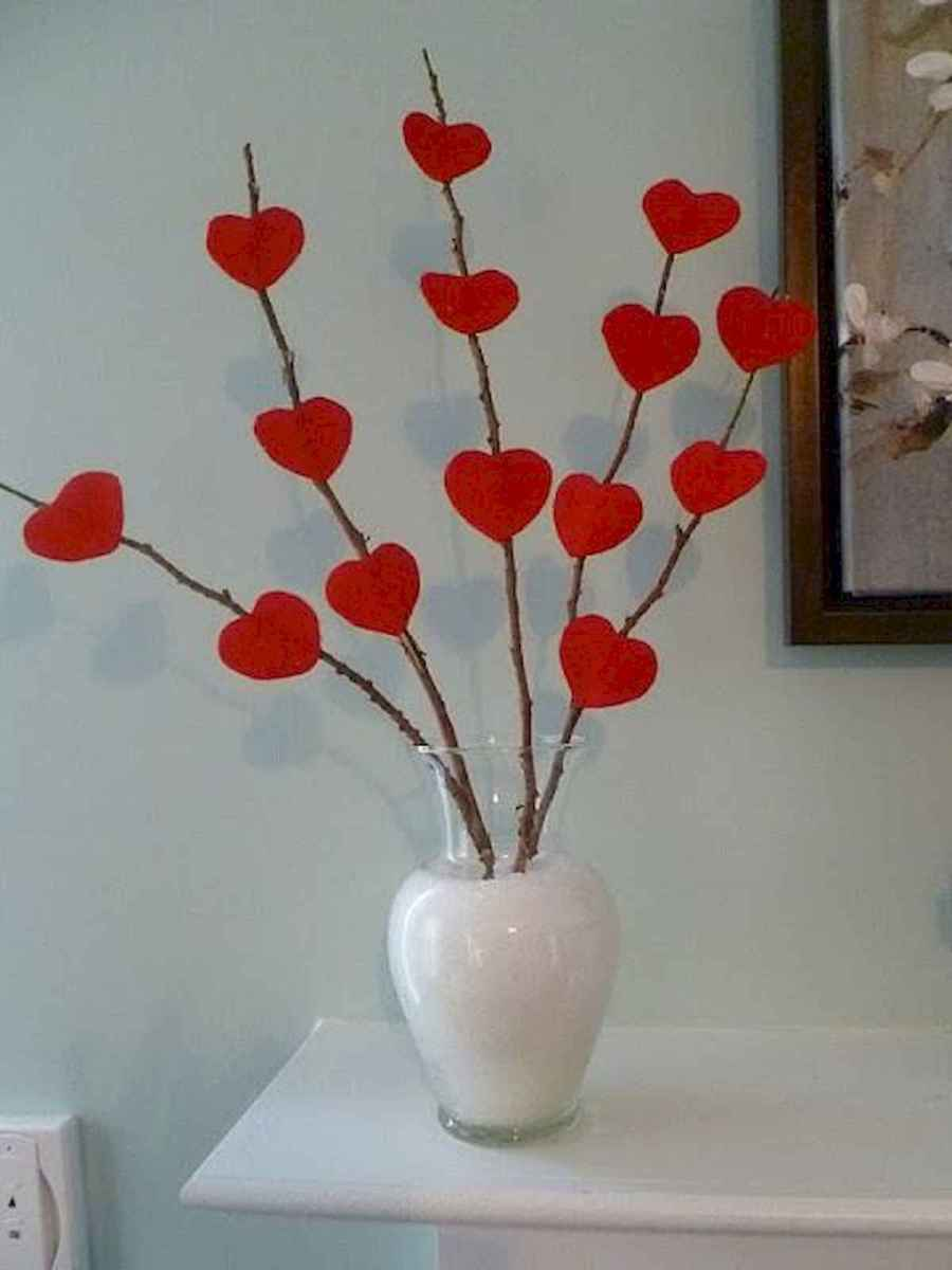 110 easy diy valentines decorations ideas and remodel (76)