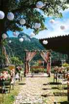 40 awesome backyard wedding decor ideas (15)