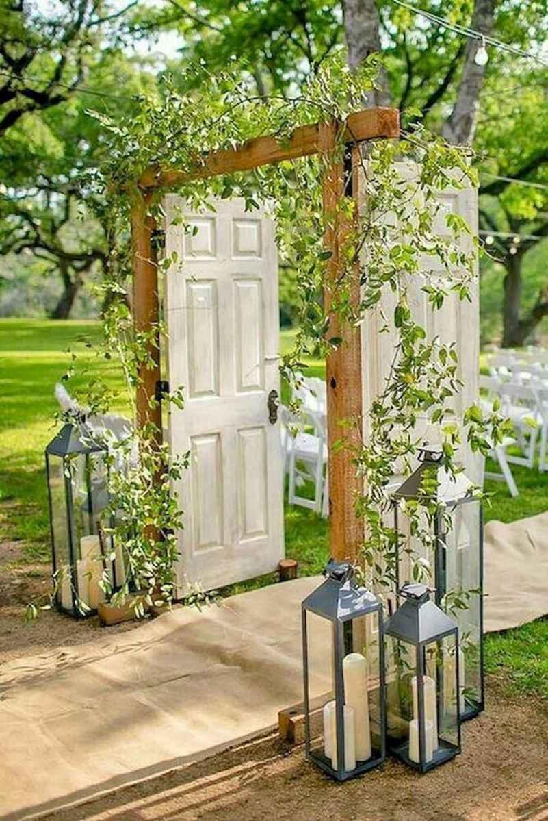 40 awesome backyard wedding decor ideas (16)