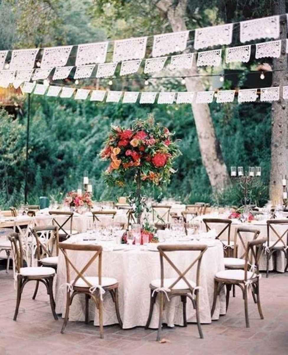 40 awesome backyard wedding decor ideas (21)