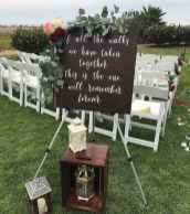 40 awesome backyard wedding decor ideas (23)