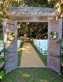 40 awesome backyard wedding decor ideas (29)
